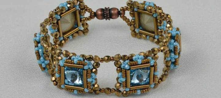 Frosty Windows Bracelet